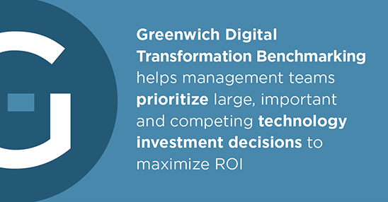 Greenwich Digital Transformation Benchmarking