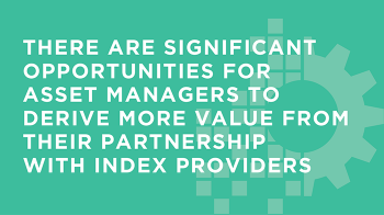 index providers more value